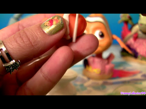 Play Doh Arctic Stampers Sea Animals Playset Fundamentals 2014 Finding Nemo Disney Pixar Clay