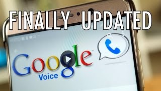 Google Voice Finally Gets an Update - App Review