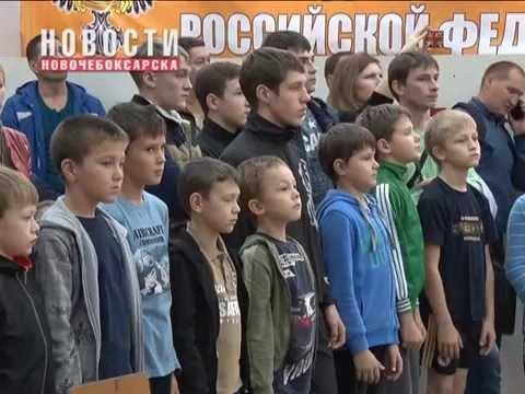 В городе прошло Первенство Новочебоксарска по панкратиону