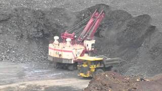 Bucyrus International 295B2 and Komatsu 830E