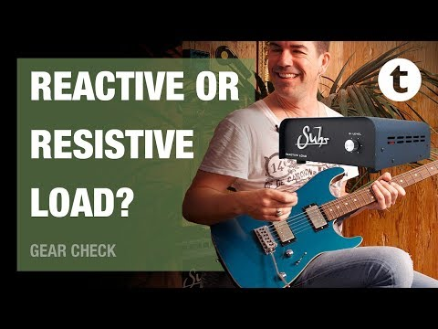 Does Pete Thorn prefer Mics or IRs?   Part 1   Reactive vs. Resistive Loadbox   Thomann