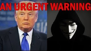 ANONYMOUS - WARNING! The NEW WORLD ORDER is HERE