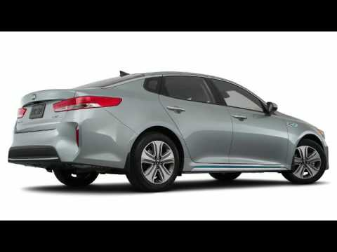 2017 Kia Optima Plug-In Hybrid Video