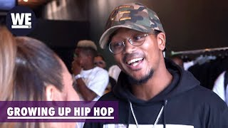 Romeo Would Have Given Angela Simmonses | Growing Up Hip Hop | WE tv