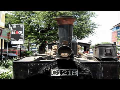 KA Indonesia - Solo Steam Train (Kuliner Wisata)