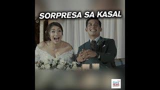Viral: Bride, sinorpresa ng mga kapatid