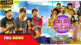 Veeri Veeri Gummadi Pandu Latest Telugu Full Movie || Rudra, Sanjay, Vennela || 2016