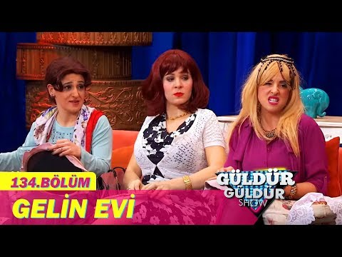 Güldür Güldür Show 134. Bölüm, Gelin Evi Skeci