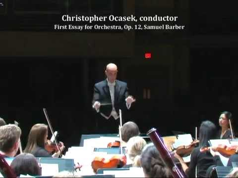 Essay for Orchestra No. 3 Op. 47 - YouTube