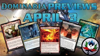 Dominaria Spoilers: Yawgmoth's Vile Offering, Jaya's Immolating Inferno, and more – MTG!