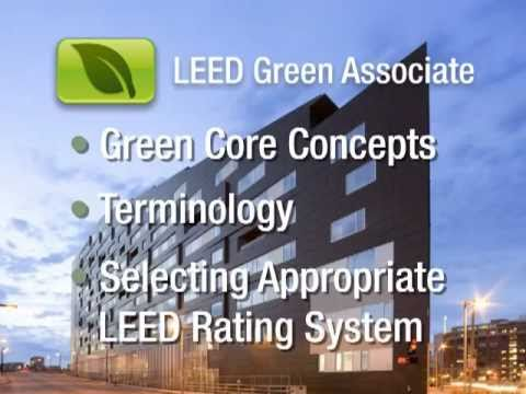 Introduction to the LEED Green Associate