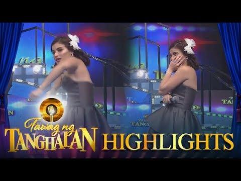 Tawag ng Tanghalan: Anne dances without music