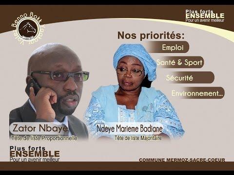 Zator Election au Senegal Version Wolof