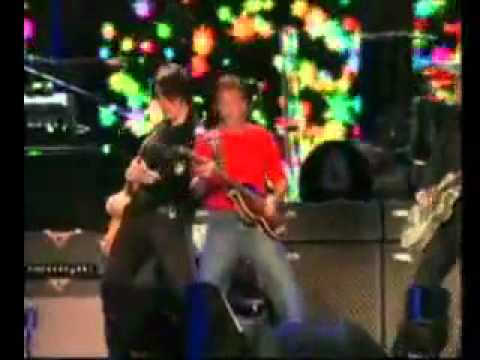 Paul McCartney Birthday Red Square Moscow 2003