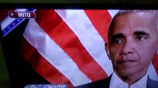 Obama Encourages Illegals To Vote-Repub CUCKS Get Their Balls Crushed Like Austyn Crites, Do Zilch!