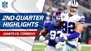 download lagu Giants Vs. Cowboys Second-quarter Highlights  Nfl Week 1 gratis