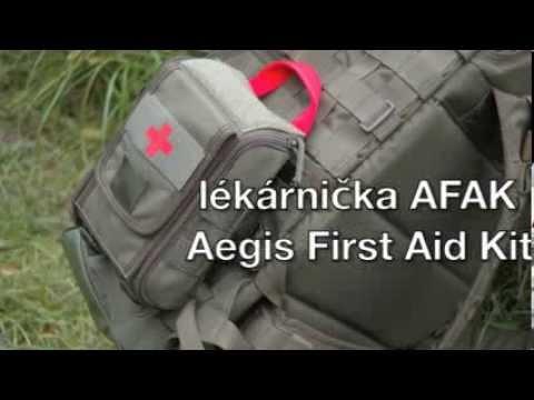 AFAK - Aegis First Aid Kit