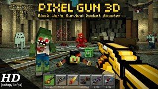 Pixel Gun 3D Android Gameplay [1080p/60fps]