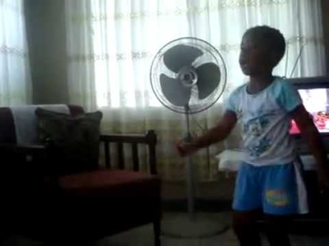 Funny Little Jamaican Girl (Must Watch)