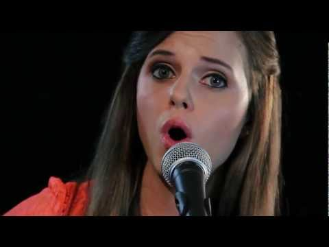 Ellie Goulding - Lights (Cover by Tiffany Alvord) Music Video