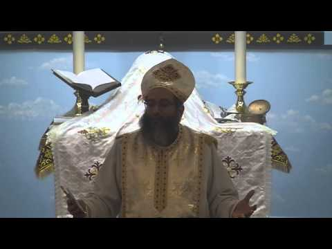 2014 Holy Week St. Mark DC - Part 1 (Palm Sunday)