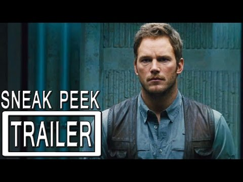 Jurassic World Trailer Announcement Official - Jurassic Park 4
