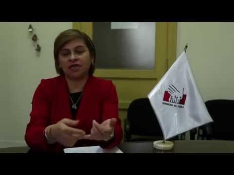 Trata y salud en Madre de Dios. Entrevista a Maida Ramos, Rpste. de la Defensoria del Pueblo