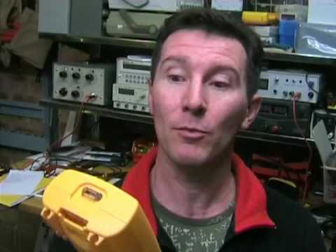 EEVblog #15 Part 1 of 2 - Fluke 189/289 multimeter review