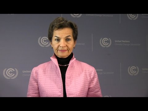 Intervencion de Christiana Figueres - Foro Latinoamericano y del Caribe del Carbono