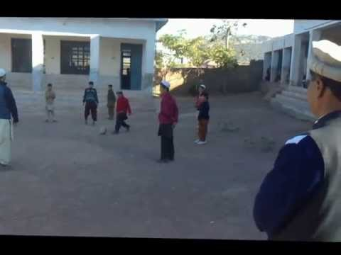 Shabaz Khan Rugby Project - Introducing Rugby to Rural Pakistan