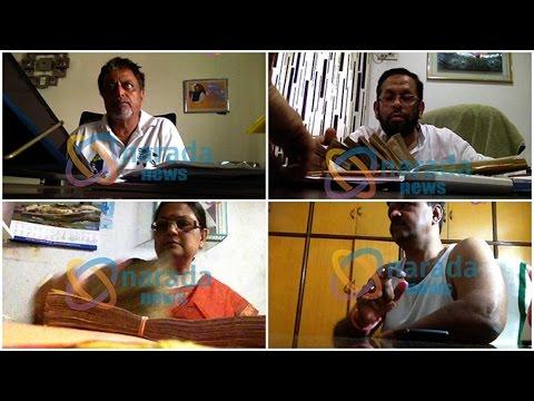X Files : Trinamool Leaders caught taking bribes full video । Mukul, Madan | TMC 2016 Election