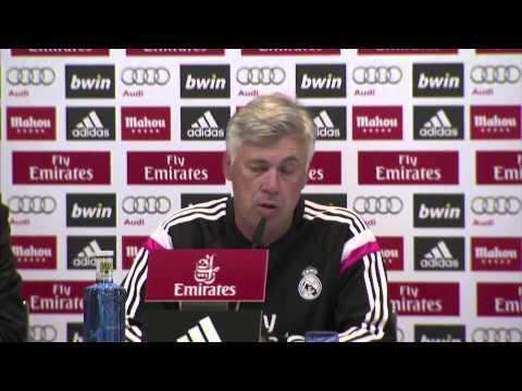 Carlo Ancelotti: Cristiano Ronaldo is