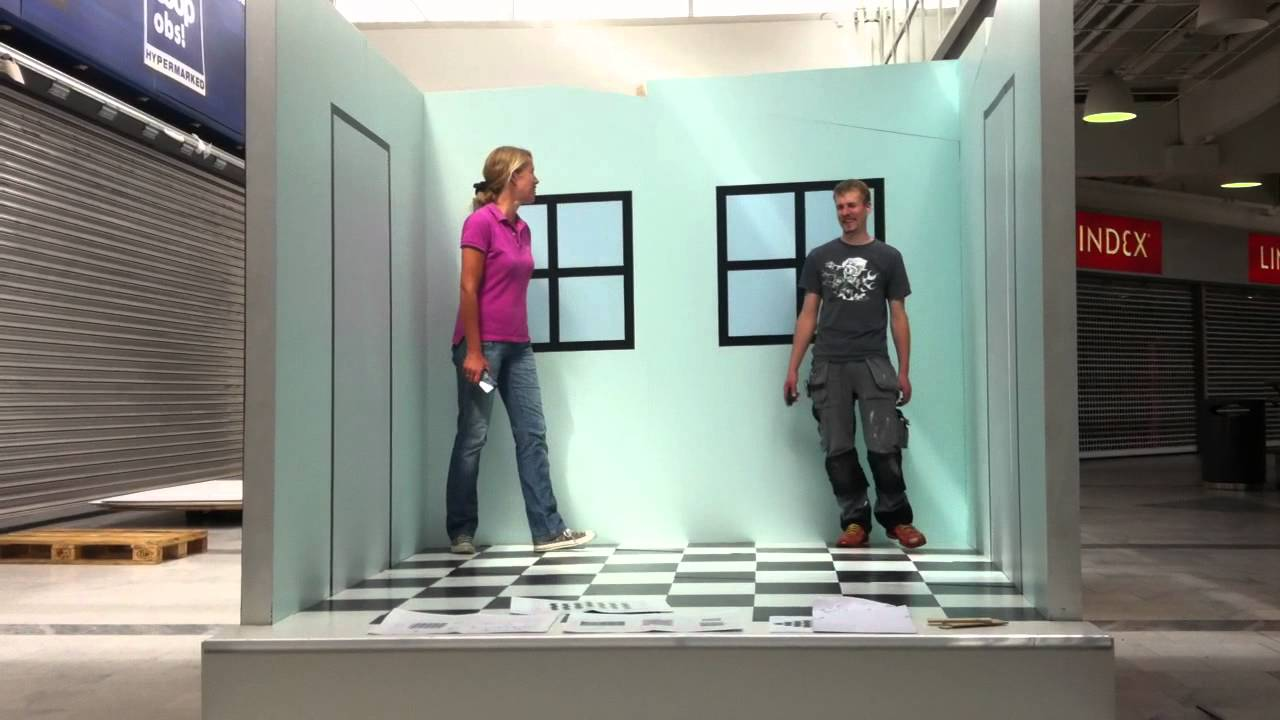 City Syd Ames Room Test Youtube