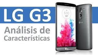 LG G3: Análisis de Funciones (en Español)
