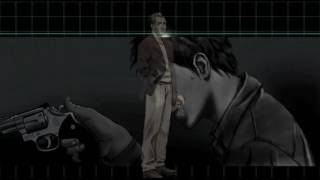 Anime Game Week: The Silver Case 1