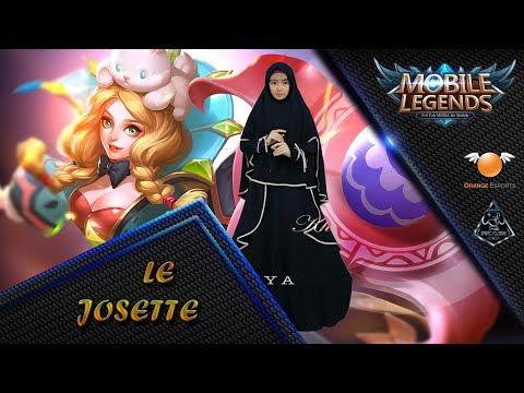 Mobile Legends Play With Lenglui Le Josette 🔘 LIVE | Malaysia