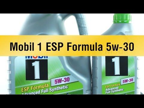 Моторное масло Mobil 1 ESP Formula 5w-30