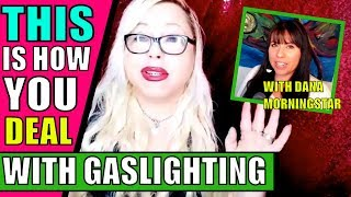 How to Deal with Gaslighting or Ambient Abuse: What to Say When a Narcissist Tries to Gaslight You