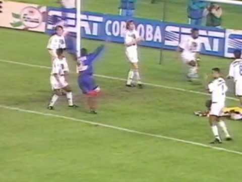 Paris SG - AJ Auxerre 1-1  Ligue 1 1994-1995