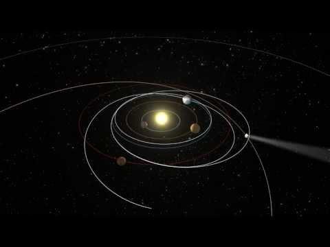 Chasing a Comet #Rosetta #ESA