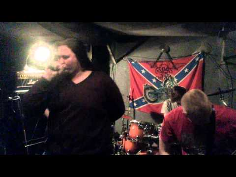 Brain Defloration - Absorbtion Of The Putrid Meat ( 2 03 13 -- Zombaza Party -- ) video