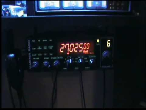 HAM/CB RADIO STRANGE SIGNAL PULSE TONE