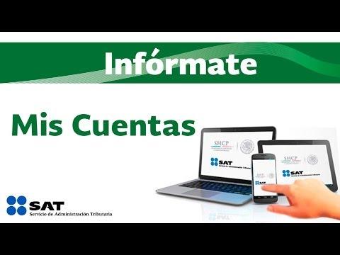 Infórmate: uso de la aplicación Mis Cuentas