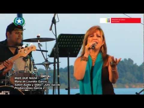 CORCOVADO sung live by MARIA DE LOURDES GARCIA OF ECUADOR