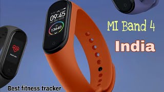 MI Band 4 India launch date. Everything you need to know