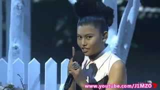 Marlisa Punzalan - Week 4 - Live Show 4 - The X Factor Australia 2014 Top 10