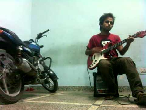 Ik Raat Hui Guitar Cover video