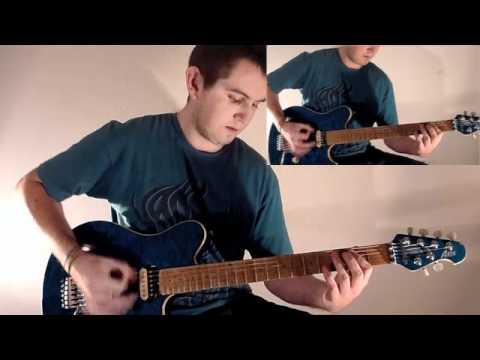 New Found Glory - At Least I'm Known For Something (Guitar Cover).m4v