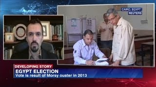 Will (Egypt) election be fair for all candidates?  5/27/14