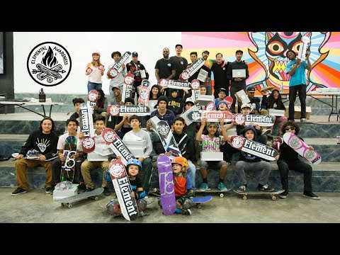 Elemental Awareness Skate Camp Alumni